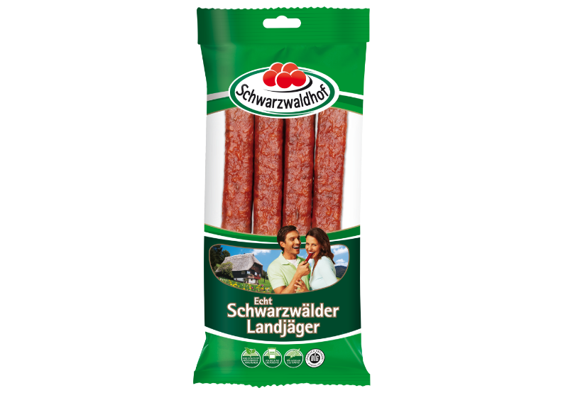 Produktabbildung Schwarzwaldhof Landjäger