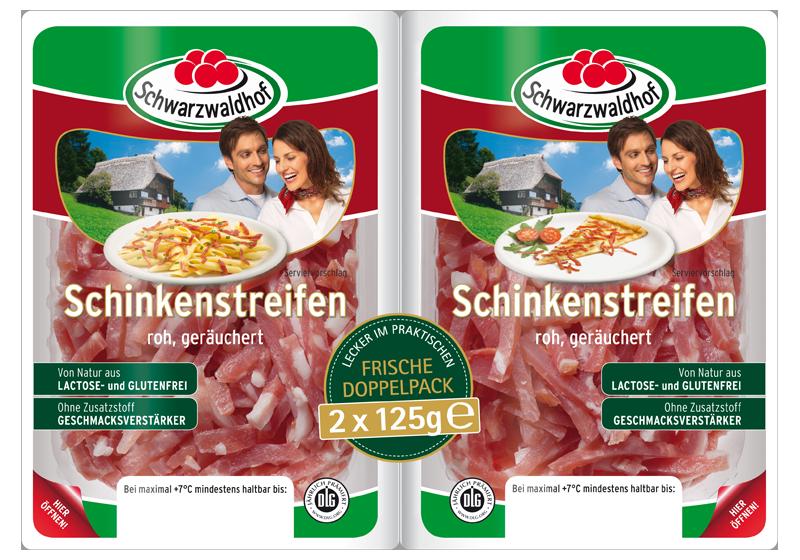 Produktabbildung Schwarzwaldhof Schinkenstreifen