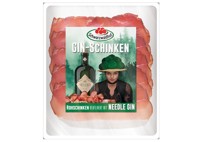 Produktabbildung Schwarzwaldhof Gin-Schinken