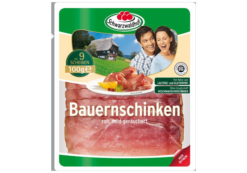 Produktabbildung Schwarzwaldhof Bauernschinken