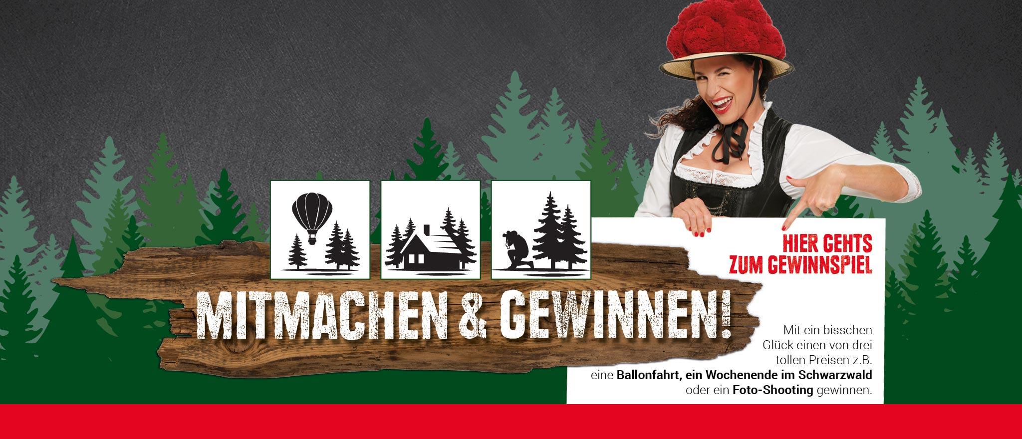 Banner Gewinnspiel Schwarzwaldhof 2019
